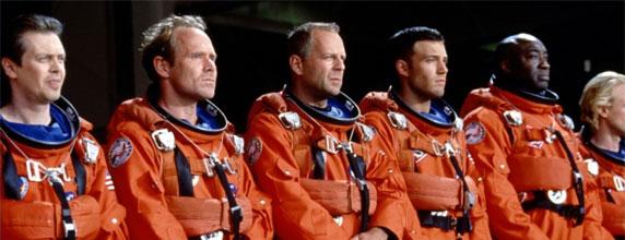 Armageddon, un film de Michael Bay