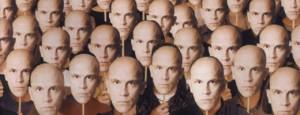 Dans la peau de John Malkovitch, un film de Spike Jonze