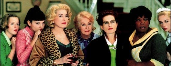 8 Femmes, un film de François Ozon