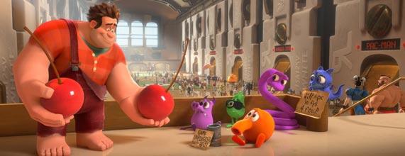 Les mondes de Ralph au cinéma le 5 décembre 2012